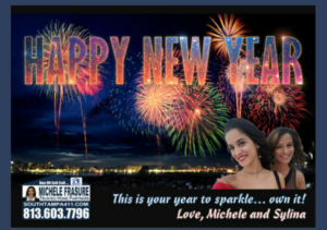 New Year Greeting Cards Customized For Your Business