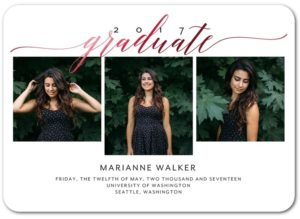 College Graduation Announcements… <br/>Simple, Fast And Priced Special For You